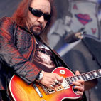 Ace Frehley Rips Paul Stanley and Gene Simmons for 'Trying to Rewrite' KISS' History