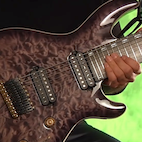 Watch Animals as Leaders Guitarist Javier Reyes Demonstrate His Signature 8-String LTD Guitar