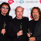 Black Sabbath Reunite With Bill Ward to Accept Lifetime Achievement Award