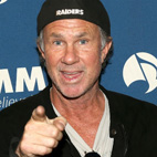 Red Hot Chili Peppers' Chad Smith Jams With Kids for Charity Event
