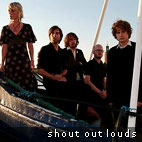Shout Out Louds: Tour News, Video Links
