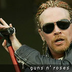GN'R: 'Chinese Democracy' To Be Bluegrass?