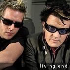 The Living End In The Studio