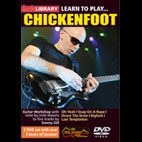 Lick Library Present Learn To Play Chickenfoot