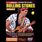 Lick Library: Learn To Play Rolling Stones Volume Two