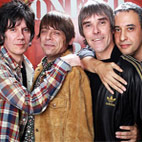 High Quality Video Of Stone Roses Comeback Performance Premieres