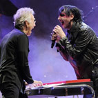 Marilyn Manson Joins Forces With Members Of The Doors
