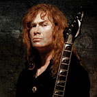 Mustaine Backs 'Chemtrail' Conspiracy