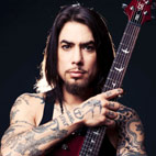 Jane's Addiction: Dave Navarro Takes Animals' Place In Graphic Anti-Cosmetics Testing Campaign