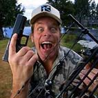 Ted Nugent Named the Music's Biggest Joke