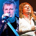 Iron Maiden Set for a US Tour With Megadeth This September