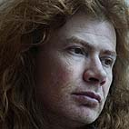 Dave Mustaine Closes Vic's Garage