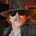 Axl Rose Plans to Buy a Tiger?
