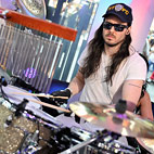 Andrew W.K. Enlists Marky Ramone And RHCP's Chad Smith to Break Drumming World Record