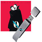 QOTSA Release '...Like Clockwork' on a USB Flash Drive