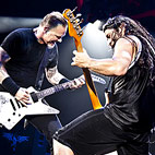 Rob Trujillo: 'James Hetfield's Throwaway Riff Will be Another Band's Greatest'