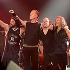 Metallica 'Blessed' to Be Playing After 30 Years