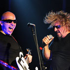 Sammy Hagar: Joe Satriani is More 'Fluent and Versatile' Than Eddie Van Halen