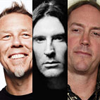 Members of Metallica, Tool and Alice in Chains Share Halloween Stories