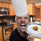 Lars Ulrich Writes Foreword to Cookbook?