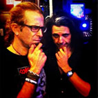 Randy Blythe and Testament's Alex Skolnick Working on 'Experimental iPad Music'