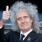 Brian May Announces 'A Very Busy Year' for Queen