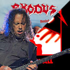 Metallica's Hammett: 'Exodus' 'Bonded by Blood' Is Just as Good as 'Kill 'Em All''