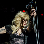 Courtney Love Premieres New Song 'You Know My Name'