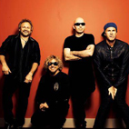 Joe Satriani Announces New Chickenfoot Album