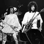 Queen Detail 1974 DVDs