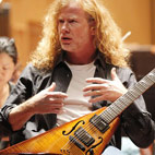 New Megadeth Material Sounds Like 'Old-School Stuff,' Manager Says