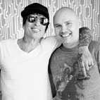 Billy Corgan, Tommy Lee Discuss Escalating Bromance, Giving Each Other Goosebumps and More