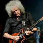 Brian May Talks About 'One Night in Hell'