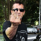 AC/DC Drummer Baffles Journalists With Bizarre Court Appearance