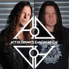 Chris Broderick and Shawn Drover's New Band to Be Called Act of Defiance, Song Sample Available