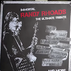 Randy Rhoads Tribute Album Featuring Tankian, Morello, Laiho, Billy and More Streaming in Full