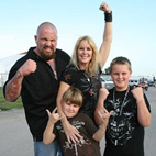 Lita Ford's Son Accuses Her of 'Child Abuse'