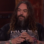 Max Cavalera: 'We're Not a Christian Band, and We're Not Pushing or Selling Religion to Anybody'