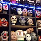 Check Out Insane Collection of Every Slipknot, Ghost Mask Ever