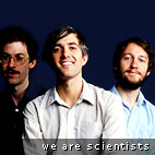 We Are Scientists 'Not Aping Anyone'