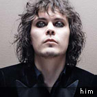 HIM: 'Live At The Orpheum Theatre' CD/DVD