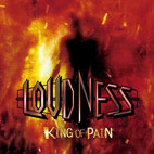 Loudness: 'King Of Pain' Artwork Revealed