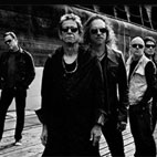 Metallica And Lou Reed Perform On BBC's 'Later... With Jools Holland'