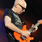 Joe Satriani Discusses The New Van Halen Album