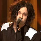 Jack White Makes Debut On 'SNL'