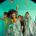 Hear Ke$ha, Chris Martin With Flaming Lips