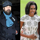 The Killers' Ronnie Vannucci Grabbed Obama's Butt
