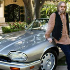 Tom Petty Auctioning Off His 1996 Jaguar XJS Convertible
