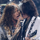 Aerosmith Launch New Album With Hometown Show