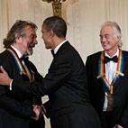President Obama Thinks Led Zeppelin 'Still Rock'